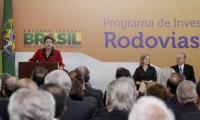 Imagem sobre a matéria: Governo anuncia 133 bilhões em investimentos nas malhas ferroviária e rodoviária do país