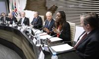 Imagem sobre a matéria: Especialistas debatem 'Princípios do Equador' em evento da Semana do Meio Ambiente na Fiesp