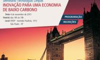 Imagem sobre a matéria: Soluções inovadoras sustentáveis são apresentadas por micro e pequenas britânicas e brasileiras na Fiesp