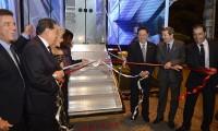 Imagem sobre a matéria: Fiesp prestigia posse de diretoria do Sinduscon-SP e inaugura escola móvel do Senai-SP