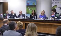 Imagem sobre a matéria: Foto: Ministra da Holanda debate bioeconomia com empresários na Fiesp