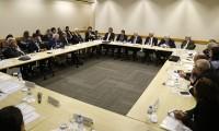 Imagem sobre a matéria: Crise política é analisada em reunião do Comitê da Cadeia Produtiva do Papel, Gráfica e Embalagem da Fiesp