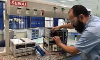 Imagem sobre a matéria: Senai-SP ensina montadoras a consertar respiradores
